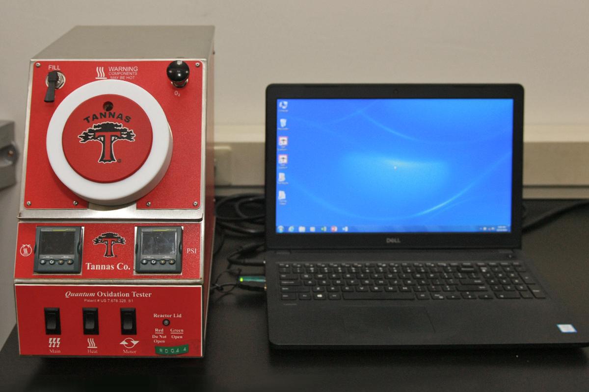 酸化安定度試験装置